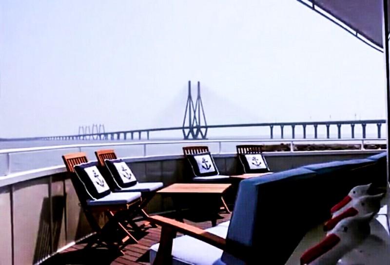 AB CELESTIAL – Floating Restaurant in Mumbai