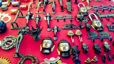 Ladakhi Locks and Door handles