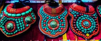 Ladakhi Precious Stone Jewellery